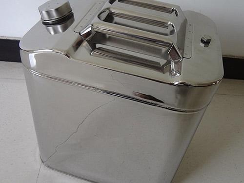 验收立式油桶的方法介绍
